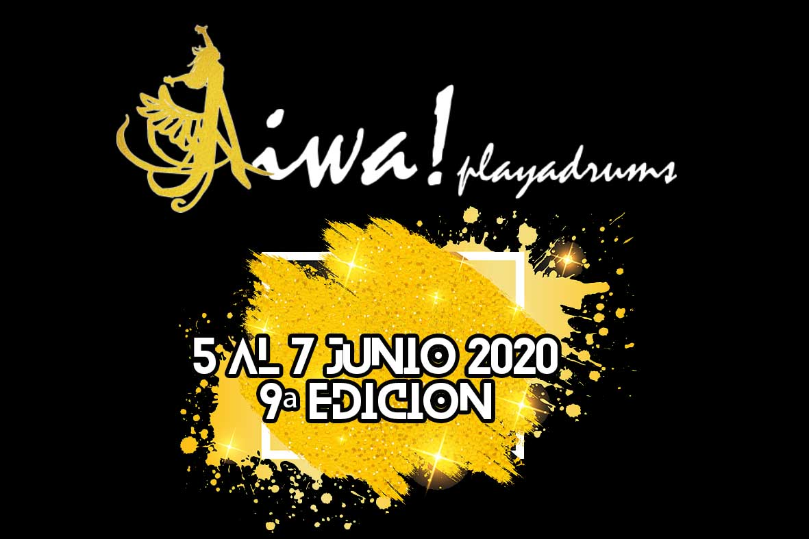 cabecera festival aiwa playadrums